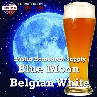 Austin Homebrew Clone Recipe Blue Moon Belgian White (16A) - EXTRACT