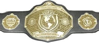 Undisputed Belts World Championship Belt - Custom Banners