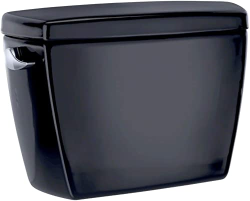 lowest TOTO lowest ST743E#51 HET Drake Tank W/E-MAX, 1.28 outlet sale Gallon Flush, Ebony online sale