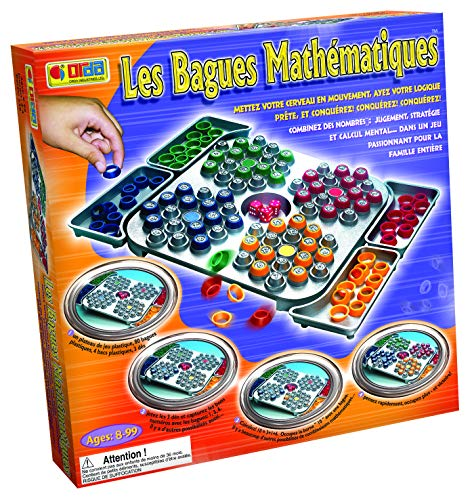 Ct 2024 - Jeu Educatif - Les Bagues Mathématiques