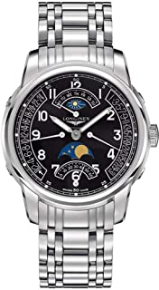 Longines Saint-Imier Moonphase Automatic Men's Watch L2.764.4.53.6