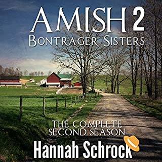 Amish Bontrager Sisters 2 - The Complete Second Season cover art