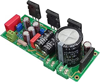 ModuleFly 1pcs Hood 1969 Amplifier Class A Power Amplifier Audio Board 15A 2SC5200 Tube with Electronic Filtering DIY Kits T0324