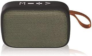 Meterk Portable Cloth Fabric BT Speaker Outdoor Mini Wireless Bass Subwoofer Multifunctional Sound Box Loudspeakers