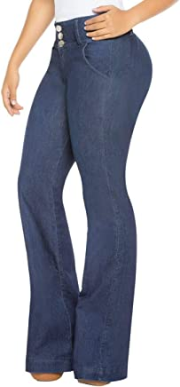 J8827 Colombian Jeans Equilibrium High Waisted Skinny For Women
