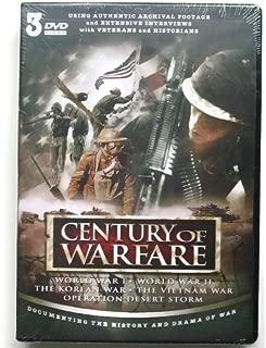 Century of Warfare: (World War I / World War II / The Korean War / The Vietnam War / Operation Desert Storm)