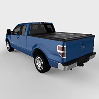 UnderCover Flex Hard Folding Truck Bed Tonneau Cover | FX21004 | fits 2004-2014 Ford F-150 6.5ft Short Bed Std/Ext/Crew