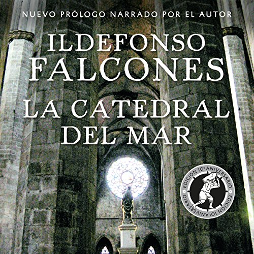 La catedral del mar audiobook cover art