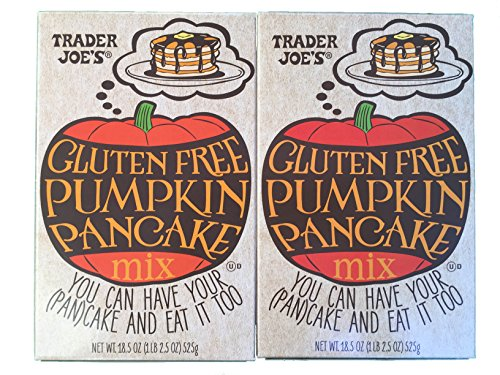 Trader Joes Gluten Free Pumpkin Pancake Mix - 18.5oz