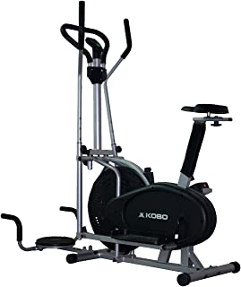 Kobo Multi Orbitrac Elliptical Dual Action Exercise Orbitrack Bike with Twister Orbitrek