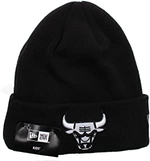 ddec74c156001 Bonnet New Era Reflect Chicago Bulls Cuff Knit - Ref. 80524637