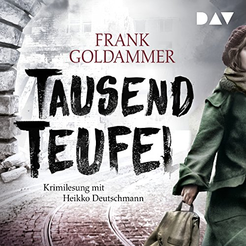 Tausend Teufel audiobook cover art