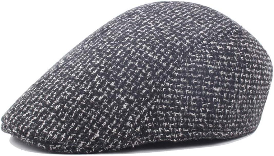 Women's Vintage Duckbill Cap Berets Classic Artist Hat Ladies Fashion Soft Beret Casual Comfort Beanie
