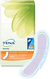 Tena 50000 Serenity Ultimate Heavy Regular Pads 40/Case by Tena by TENA