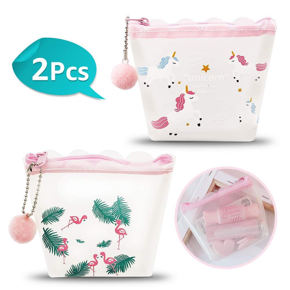 Flamingo Wallet Purse Coin Wallet Gift Key Bag Handbags Z