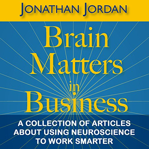 Brain Matters in Business audiobook cover art