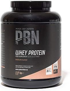 comprar comparacion PBN - Proteína de suero de leche en polvo, 2.27 kg (sabor chocolate)