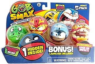 Goliath Gobsmax verschiedene Sammel und Spielfiguren-Sets Jaw Dropping Action