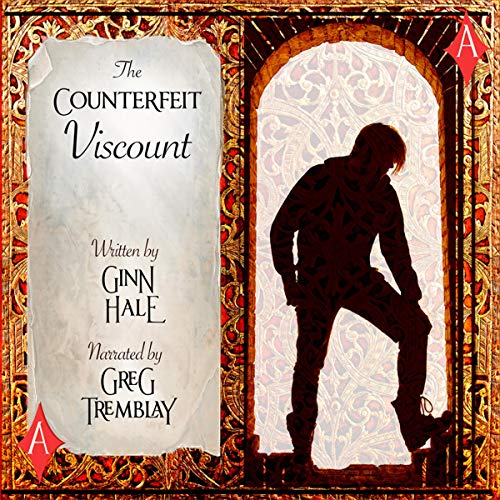 The Counterfeit Viscount cover art