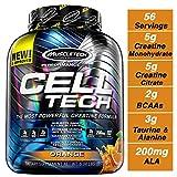 MuscleTech 2.72Kg Orange Cell-Tech Supplement