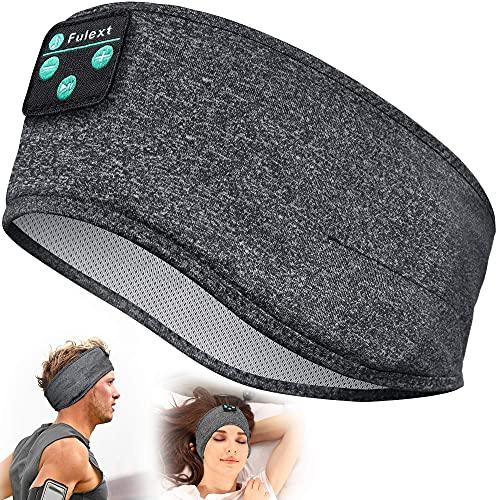 Sleep Headphones, Perytong Bluetooth Sports Headband Headphones with...