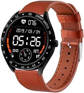 hwbq Mode Smart Horloge Ip67 Waterdicht met Fitness Tracker Weervoorspelling Stap Teller Motion Monitoring-C