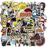 ZSWQ 200 Pegatinas de Naruto Adhesivos de Anime para niños para Ordenadores...