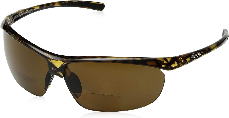 Suncloud Zephyr +2.00 Polarized Reader Sunglasses