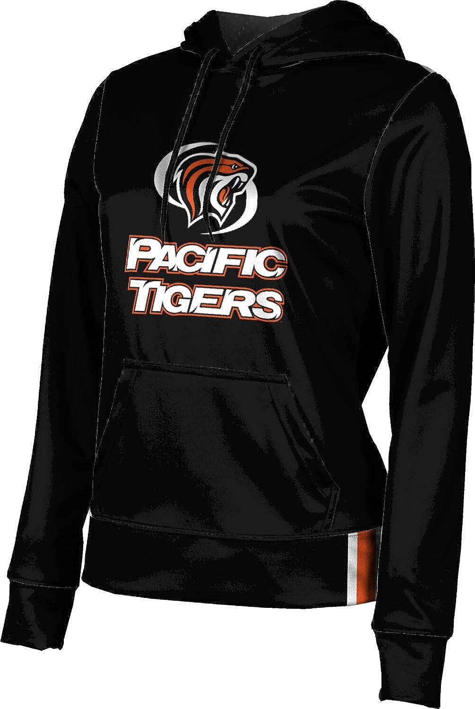 ProSphere University of The Pacific Girls' Pullover Hoodie, School Spirit Sweatshirt (Solid)