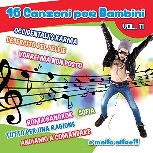 16 Canzoncine Vol.11 Occidentali'S Karma