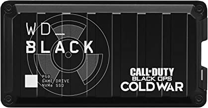 Best WD_Black 1TB P50 Game Drive Call of Duty: Black Ops Cold War Special Edition, Portable External NVMe SSD (Playstation, -Xbox, and PC), Up to 2,000 MB/s - WDBAZX0010BBK-WESN Review