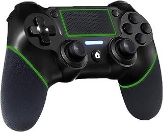 Controller PS4 Wireless, RCCBOOST Bluetooth Controller Gamepad Joypad Joystick per Playstation 4/PS4 Slim/PS4 Pro con Dopp...