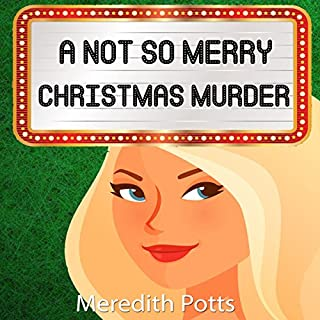 A Not so Merry Christmas Murder audiobook cover art