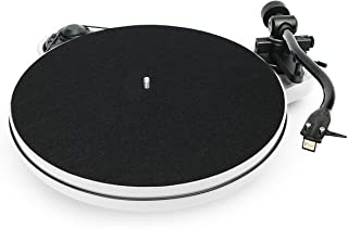 Pro-Ject RPM 1 Carbon Manual Turntable with Sumiko Pearl Cartridge (White)