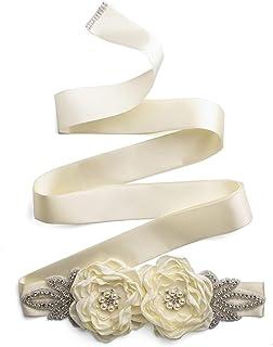 Cravatta Cristallo Fiore Cowgirl Vintage Elegante Comodo Per Regalo Donna