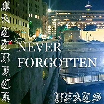 NEVER FORGOTTEN (Instrumental)