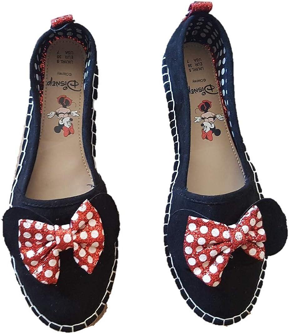 Disney Minnie Mouse Ladies/Womens/Girls