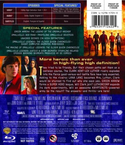 Smallville: Season 6 [Blu-ray]