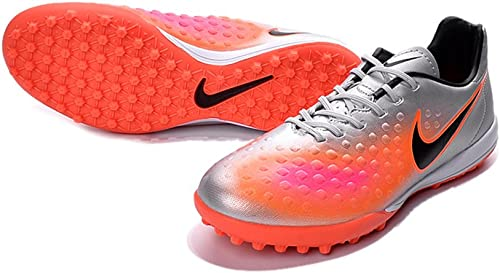 Zhromgyay Chaussures pour homme Argent Football Magista II TF Bottes