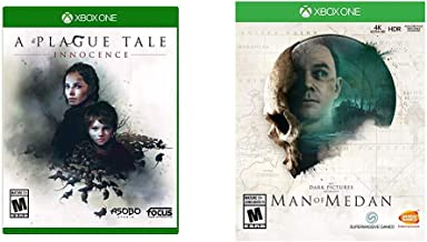 A Plague Tale: Innocence (XB1) - Xbox One & The Dark Pictures Anthology - Man of Medan - Xbox One