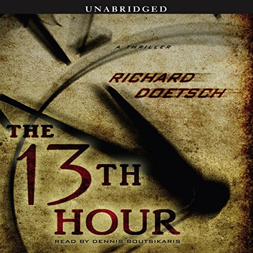 The 13th Hour audiobook cover art