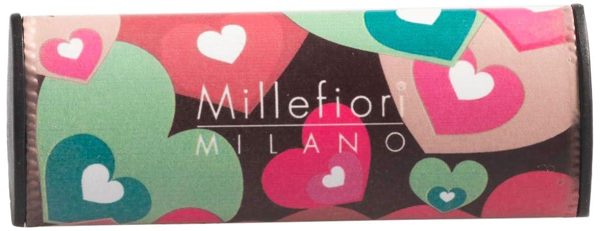 最も資料行進Millefiori カーエアーフレッシュナー グレープフルーツ 1CAR07