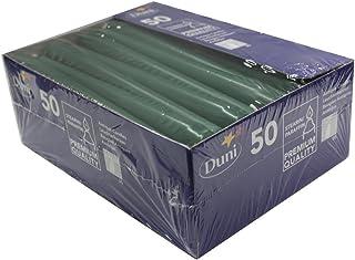 L: 25cm Duni Leuchterkerzen fuchsia 165577 50 St.//VE