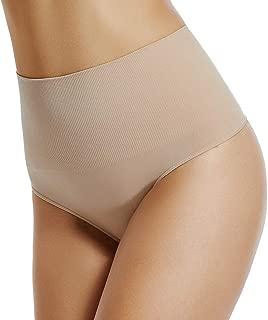 High Waist Thong Shapewear for Women Tummy Control Body Shaper Thong Underwear Shaping Thong Panty