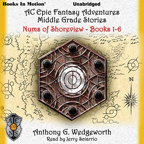 Nums of Shoreview audiobook cover art