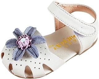 [洋子ちゃん_] 赤ちゃん 靴 可愛い 花柄 女の子ドレスシューズ プリンセス お嬢様 歩行練習 履き心地いい 滑り止め 出産お祝いプレゼント ギフトフォーマルシューズ サンダル発表会 靴