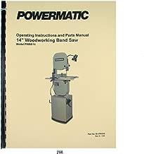 Powermatic Model PWBS14 14