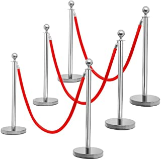 Best theater ropes crowd control Reviews