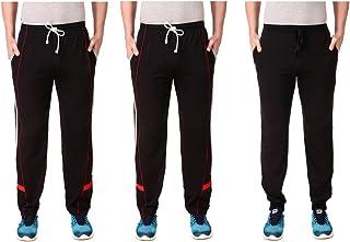Cynak Men's Track Pants (Pack of 3)