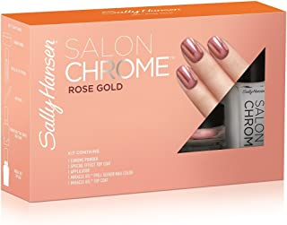 Sally Hansen Salon Chrome Large Kit, Rose Gold